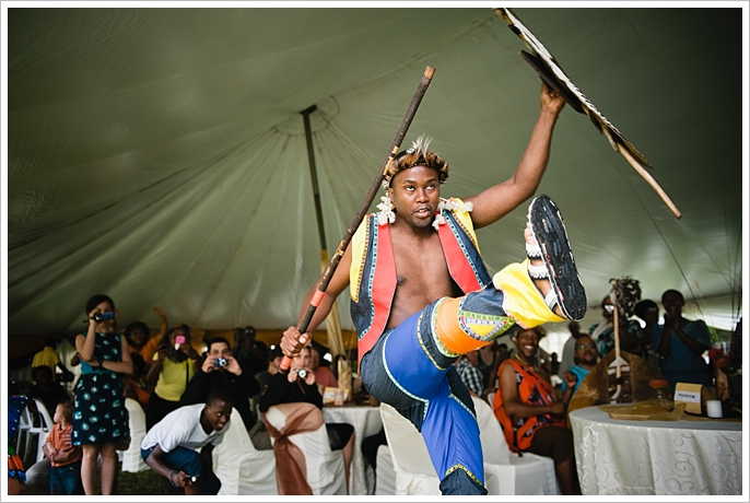 Jessie & Bonga's Traditional Zulu wedding ceremony: Part two | Brightgirl Photography
