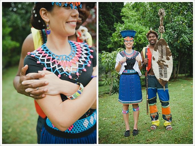 Jessie Bongas Traditional Zulu Wedding Ceremony Part Two