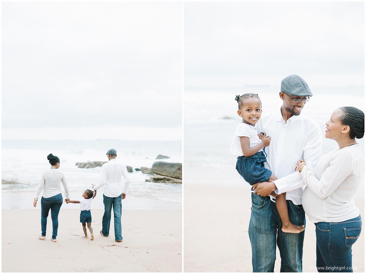 Durban Umhlanga Family beach shoot-4
