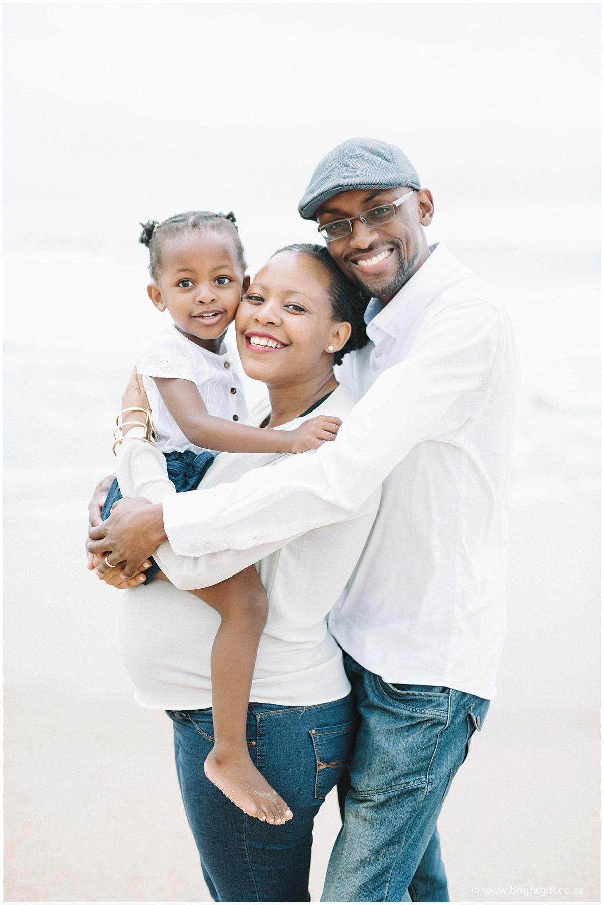Durban Umhlanga Family beach shoot-6